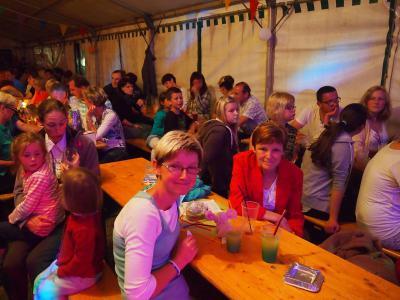 """Fotoalbum Dorf - & Sportfest KERSTIN """" Helene Fischer"""" Double live"""