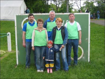 Fotoalbum VfR- Tage (Highland- Games)