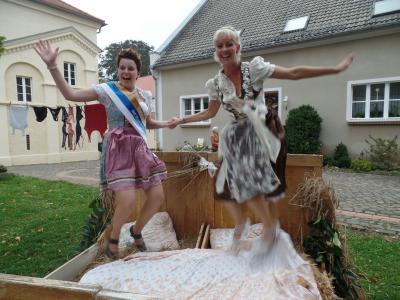 Fotoalbum Kremmen und Oberkrämer auf dem 11. Brandenburger Dorf- und Erntefest in Fürstlich Drehna