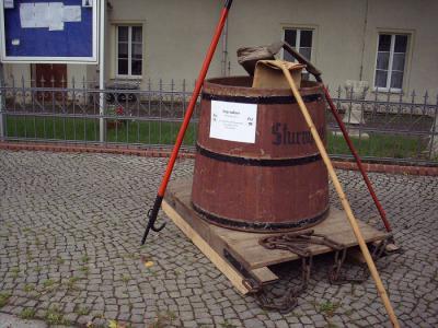 Fotoalbum Kamerad Räck nahm am Historikertreffen in Torgau teil