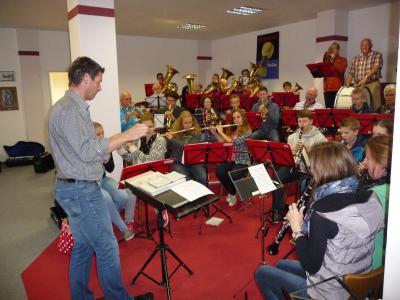 Foto des Albums: Musikerausflug zu unseren Freunden nach Sassenberg (18.10.2014)