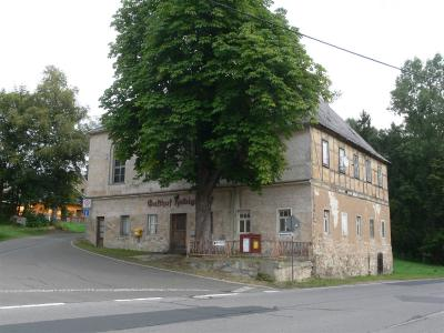 Fotoalbum Umbau ehemaliger Gasthof 2014