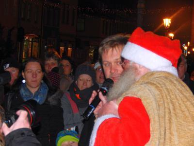 Foto des Albums: Weihnachtsmarkteröffnung 2014 (28.11.2014)