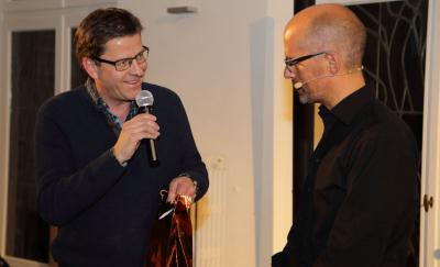 Fotoalbum Lesung mit Christoph Maria Herbst am 30.11.2014