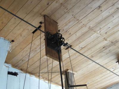 Fotoalbum Renovierung der Kirchturmböden