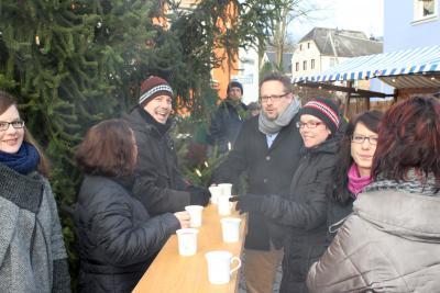 Fotoalbum Röslauer Dorfweihnacht 2014 (1)