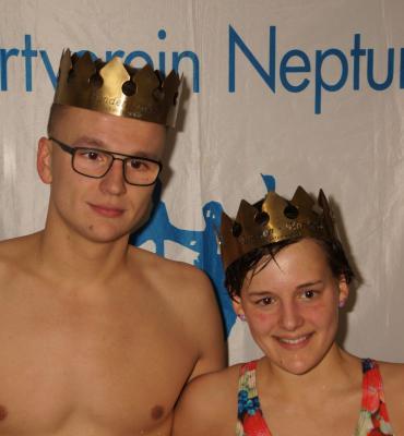 Fotoalbum Triathlon: Stundenschwimmen 2014