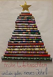 Fotoalbum Tomte Tummetott und der Weihnachtsbaum