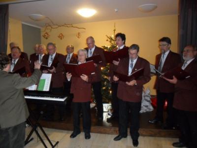 Fotoalbum Senioren-Weihnachtsfeier