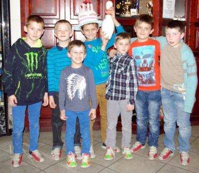 Fotoalbum Kindergeburtstagsbilder Jan- Juni 2015