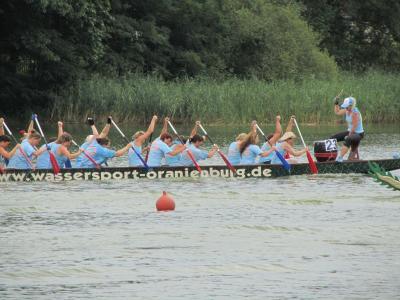 Fotoalbum Drachenbootrennen