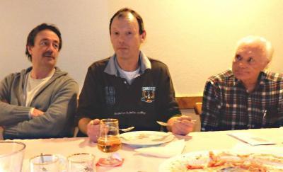 Fotoalbum Mitgliderversammlung der Tennissparte am 31.01.2015