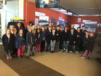 Fotoalbum Partnerschaft mit der Schule in Bobrowice (Polen)