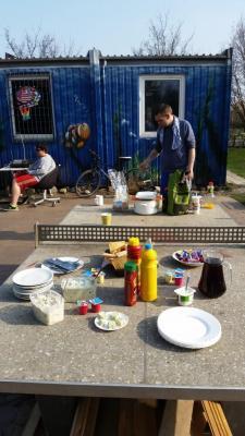 Fotoalbum Traditioneller IJN Ferienstart