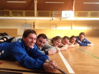 Fotoalbum Kremmener Volleyball Frühlingsfest 2015