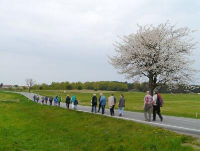 Fotoalbum Wanderung mit dem NABU in Butzow