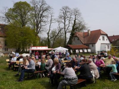 Fotoalbum Frühlingsfest Beetzseeheide in Butzow