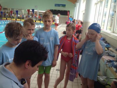 Fotoalbum Schwimmen: Sparkassen-Cup Brandenburg