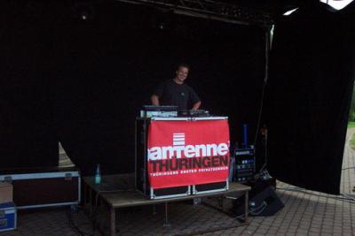 Fotoalbum 11. Tanz - und Musikfest 2005 in Dorndorf