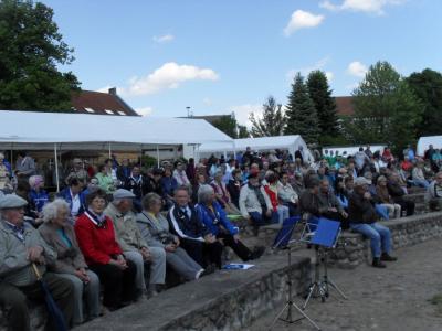 Fotoalbum 14.0Open Air des Spielmannzuges der FF Lindau(Anhalt)