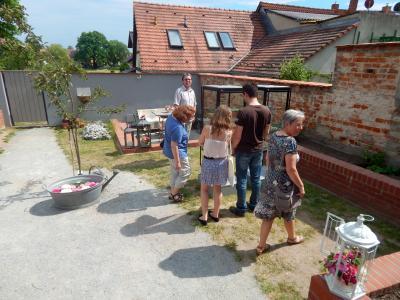 """Foto des Albums: Aktion """"Offene Höfe"""" (06.06.2015)"""