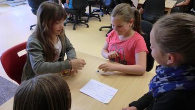 Fotoalbum Polnischer Tag an der Grundschule