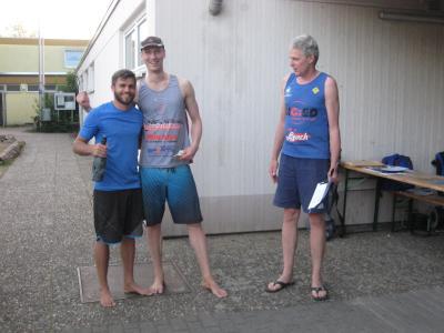 Fotoalbum ebf-Liga-Turnier der Herren am Berger Beach 2015