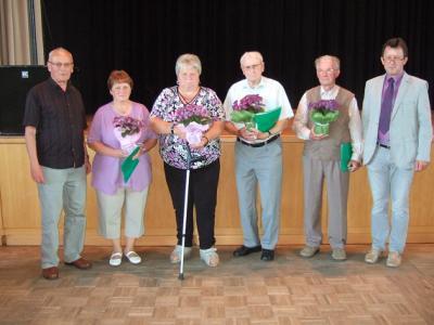 Fotoalbum 22. Brandenburgische Seniorenwoche Festveranstaltung mit Auszeichnungen