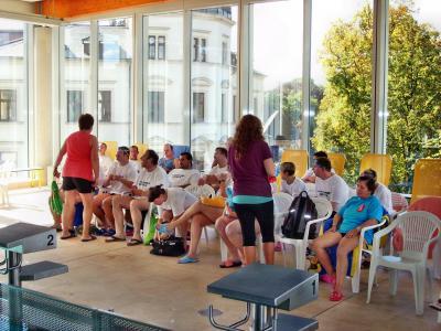 Fotoalbum Schwimmwettkampf 2013