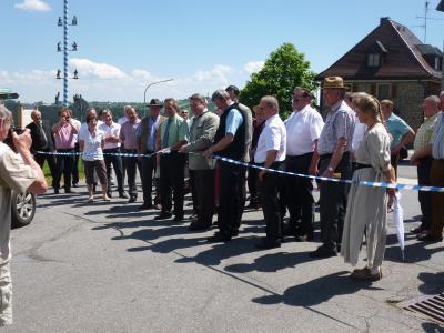Foto des Albums: Eröffnung Landwirtschaftlicher Lehrpfad in Schönbrunn a. Lusen (04.06.2015)