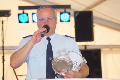 Fotoalbum Festsitzung anlässlich des 95 jährigen Bestehens der Freiwilligen Feuerwehr Gumtow