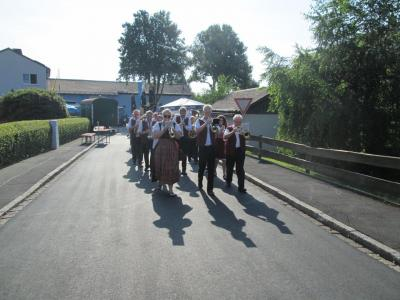 Fotoalbum Gemeinde Neusorg; Bürgerfest 2015