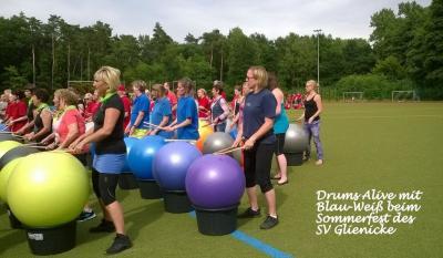 Fotoalbum Drums Alive beim SV Glienicke