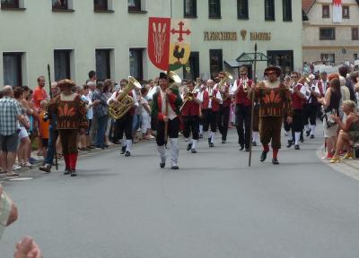 Fotoalbum 1200jähriges Dorfjubiläum der Gemeinde Rohr und der Michaeliskirche Rohr