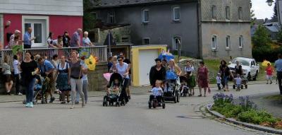 Fotoalbum Wiesenfest Röslau 2015