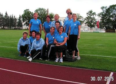 Fotoalbum Sterntreffen Gymnastikgruppen