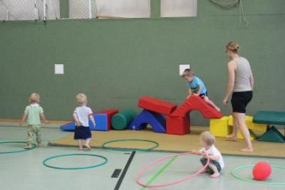 Fotoalbum Sportliche Familien-Ferienfreizeiten