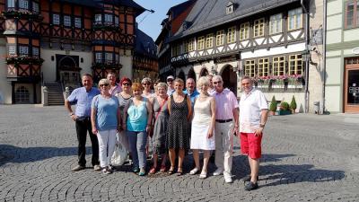 Fotoalbum Vereinsmitglieder auf großer Fahrt - 2015