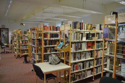 Fotoalbum Unsere Bibliothek