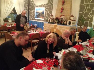 Fotoalbum Weihnachtsfeier 2014