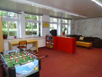 Fotoalbum Räume im Schulgebäude