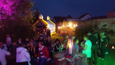 Fotoalbum 5. Lichterfest 12.09.2015