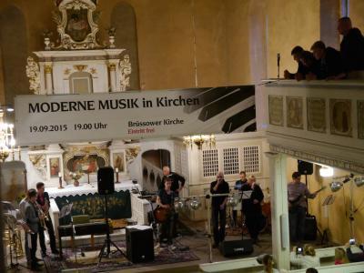 Fotoalbum 3. Moderne Musik in Kirchen