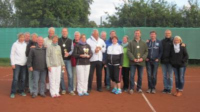 Fotoalbum Vereinsmeisterschaft 2015