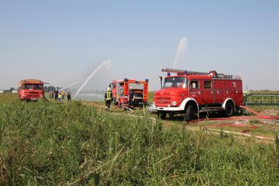 Fotoalbum Ausbildung - Wasserförderung über lange Wegstrecke