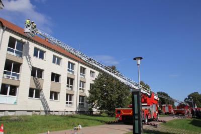 Fotoalbum Ausbildung - Ganztagsausbildung Feuerwehr Amt Friesack