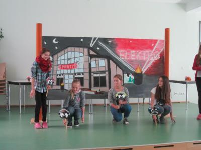 Fotoalbum Projekte im Jugendhaus