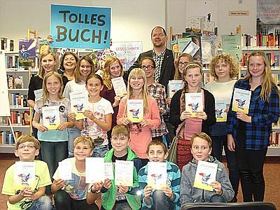 """Fotoalbum Buchempfehlungsshow """"Tolles Buch"""""""