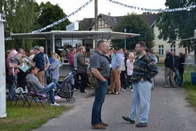 Fotoalbum Dorffest in Burghagen