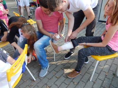 Fotoalbum Integratives Sportfest Glöwen